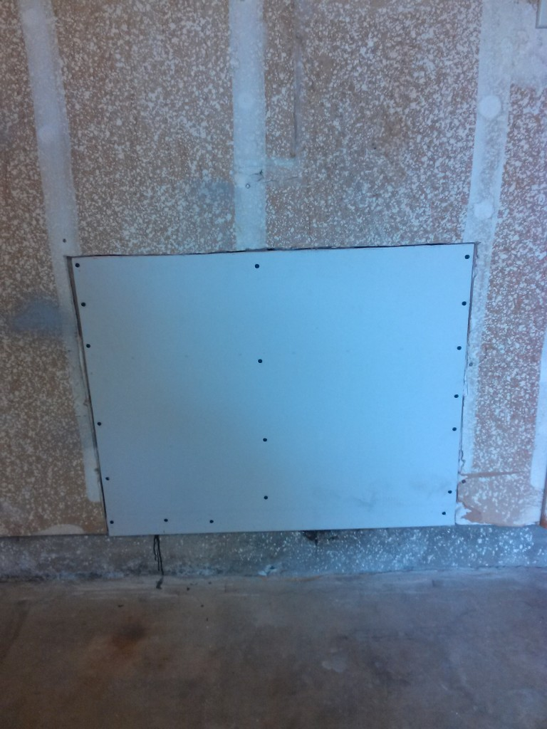 Drywall repair Escondido