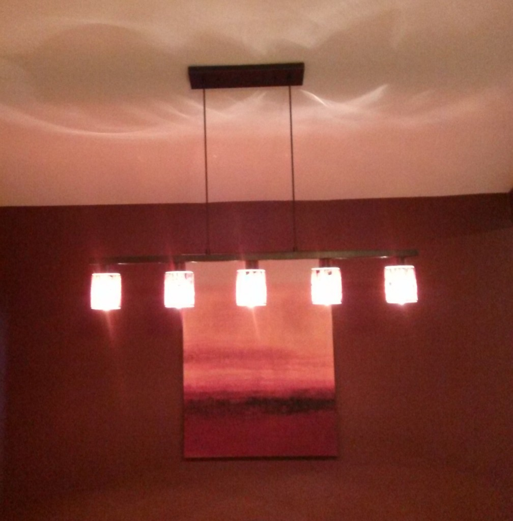 Light fixture installation Escondido
