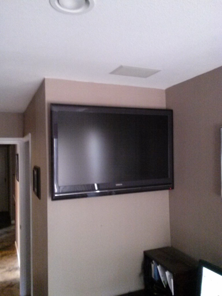 TV installation Vista