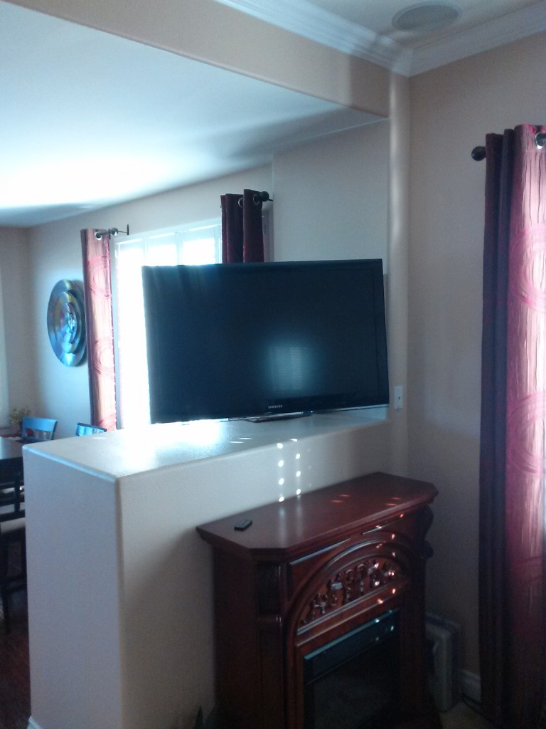 TV installation Rancho Bernardo