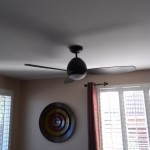 Ceiling fan installation in San Marcos