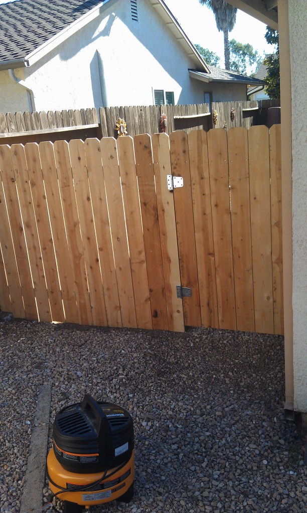 Fence and Gates in San Marcos