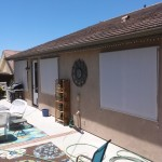 Window shade installation San Marcos