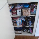 Pull out pantry shelves Escondido