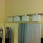 Bathroom light installation Escondido