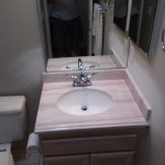 Bathroom vanity top installation San Marcos