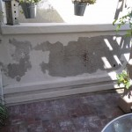 Stucco repair Escodido
