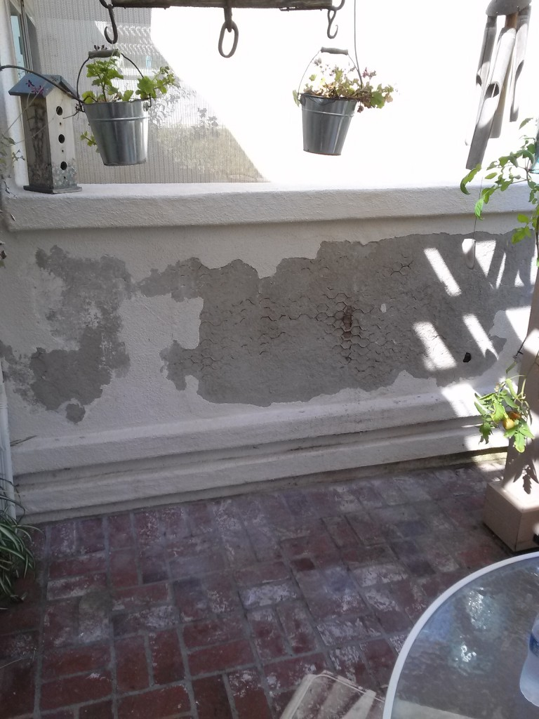 Stucco repair Escondido