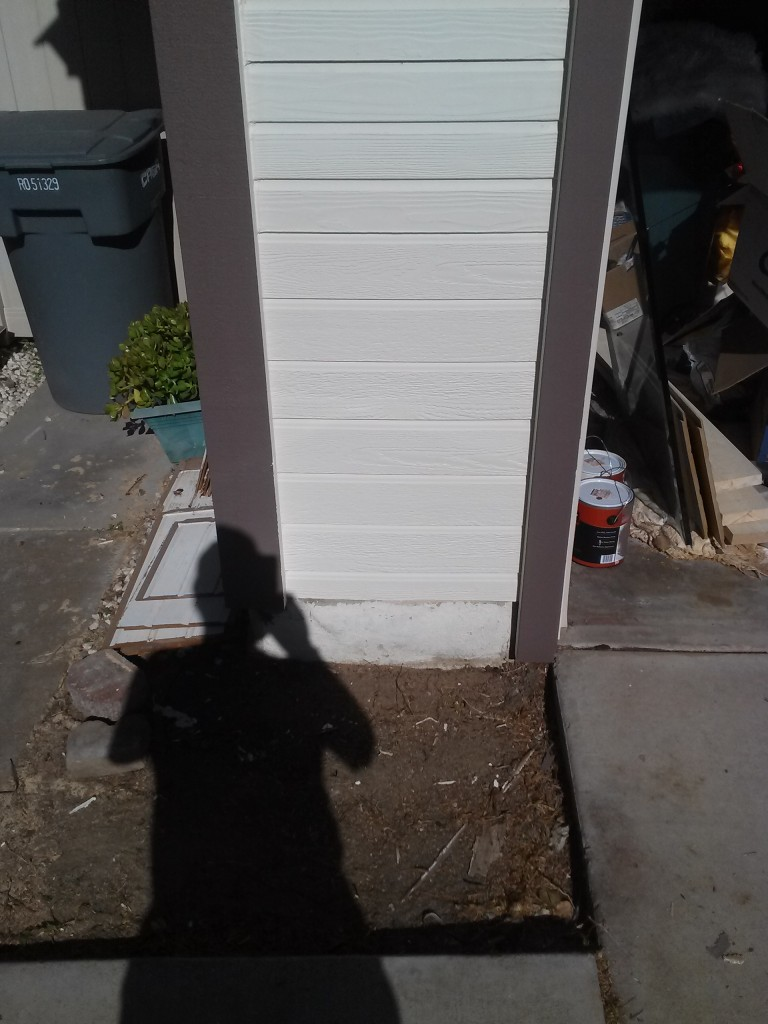 Siding repair Escondido