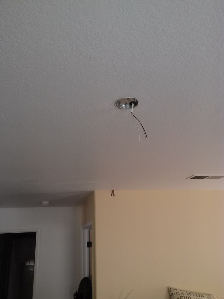 Ceiling fan installation San Marcos